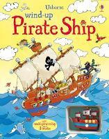 Wind-up Pirate Ship - Wind-up Books (Board book)