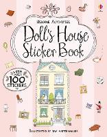Doll's House Sticker Book - Doll's House Sticker Books (Paperback)