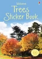 Trees Sticker Book (Paperback)