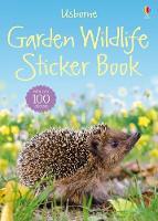 Garden Wildlife Sticker Book (Paperback)