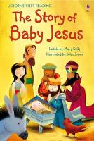 The Story of Baby Jesus - First Reading Level 4 (Hardback)