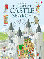 Great Castle Search - Great Searches (Hardback)