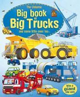 The Usborne Big Book of Big Trucks (Hardback)