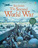 See Inside The Second World War - See Inside (Board book)