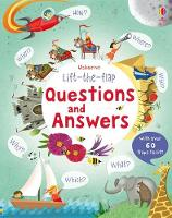 Lift-the-flap Questions and Answers - Lift-the-Flap Questions and Answers (Board book)