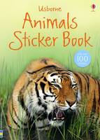Animals Sticker Book - Spotter's Sticker Books (Paperback)