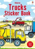 Trucks Sticker Book - Usborne Spotter's Sticker Guides (Paperback)