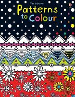 Patterns Colouring Book - Patterns to Colour (Paperback)