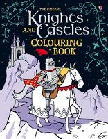 Knights and Castles Colouring Book (Paperback)