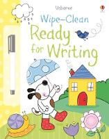 Wipe-Clean Ready for Writing - Wipe-Clean (Paperback)