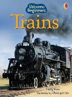 Trains - Beginners (Hardback)
