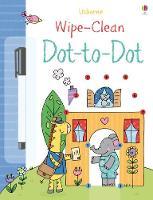 Wipe-Clean Dot-to-Dot - Wipe-clean Dot-to-Dot (Paperback)