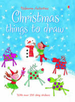 Christmas Things to Draw (Paperback)