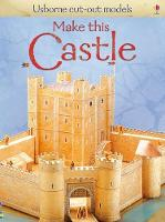 Make This Castle - Cut-out Model (Paperback)