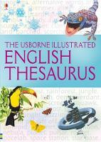 Illustrated Thesaurus - Usborne Illustrated Dictionaries (Paperback)