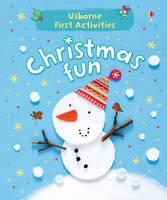 Christmas Fun - Usborne First Activities (Paperback)