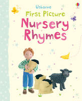 Nursery Rhymes - Usborne First Picture Books (Board book)