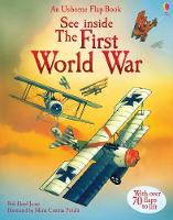 See Inside The First World War - See Inside (Board book)