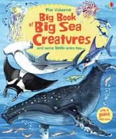 Big Book of Big Sea Creatures - Big Book of Big Things (Hardback)