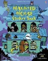Haunted House Sticker Book - Usborne Sticker Books (Paperback)