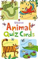 Animal Quiz - Activity and Puzzle Cards