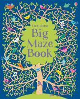 Big Maze Book - Mazes (Paperback)