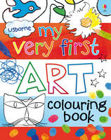 My Very First Art Colouring Book - Art Books (Paperback)