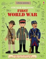 Sticker Dressing First World War - Sticker Dressing (Paperback)