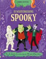 Sticker Dressing Spooky - Sticker Dressing (Paperback)