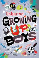 Growing Up for Boys - Growing Up (Paperback)