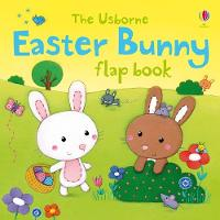 Easter Bunny Flap Book (Board book)