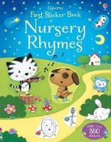 First Sticker Book Nursery Rhymes - First Sticker Books (Paperback)
