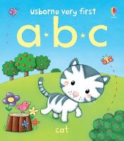ABC - Very First Words (Board book)