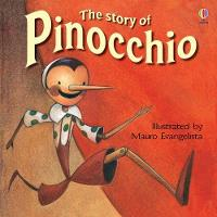 Story of Pinocchio - Picture Books (Paperback)