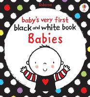 Baby's Very First Black and White Book Babies - Baby's Very First Books (Board book)