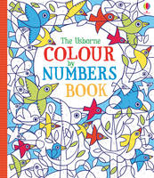 Colour by Numbers Book - Colour by numbers (Paperback)