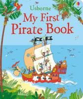My First Pirate Book - First Picture Books (Board book)