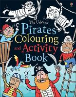 Pirates Colouring and Activity Book - Colouring Books (Paperback)
