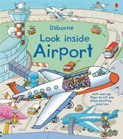 Look Inside an Airport - Look Inside (Board book)