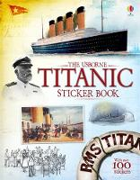 Titanic Sticker Book - Information Sticker Books (Paperback)