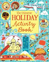 Holiday Activity Book (Paperback)