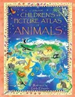 Children's Picture Atlas of Animals (Hardback)