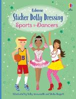 Sticker Dolly Dressing Sports & Dancers - Sticker Dolly Dressing (Paperback)