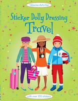 Sticker Dolly Dressing: Travel - Sticker Dolly Dressing (Paperback)