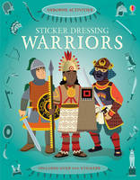 Sticker Dressing Warriors - Sticker Dressing (Paperback)