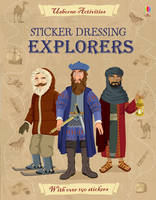 Explorers - Sticker Dressing (Paperback)