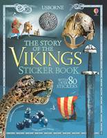Story of the Vikings Sticker Book - Information Sticker Books (Paperback)