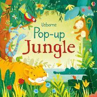 Pop-up Jungle - Pop-Ups (Board book)