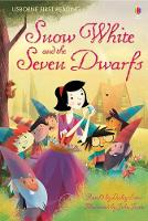 Snow White and the Seven Dwarfs - First Reading Level 4 (Hardback)