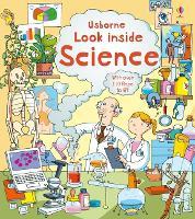 Look Inside Science - Look Inside (Board book)